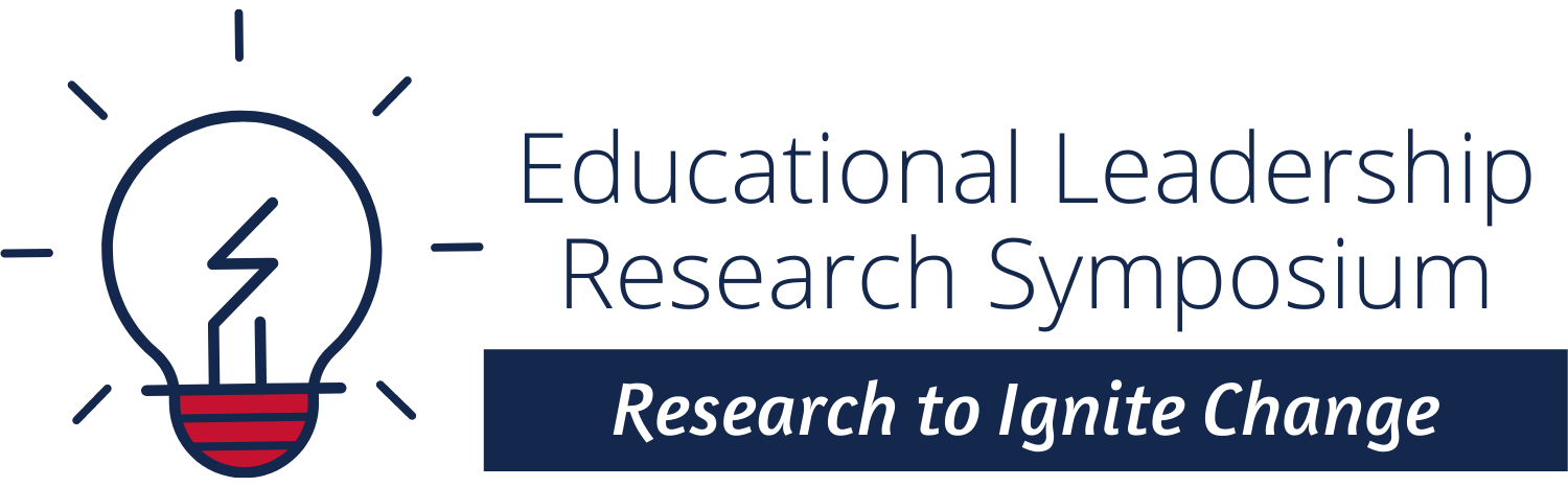 Educational Leadership Research Symposium Logo