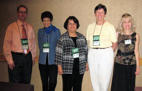 MSTI Panelists CMC-S 2008