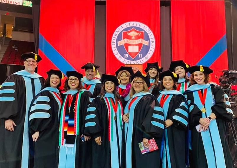 Cohort 10 Graduation