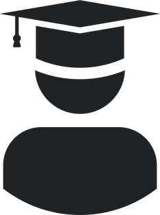 Grad Icon