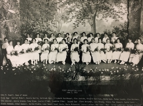 1912 Graduating Class