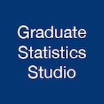 Graduate Statistics Studio